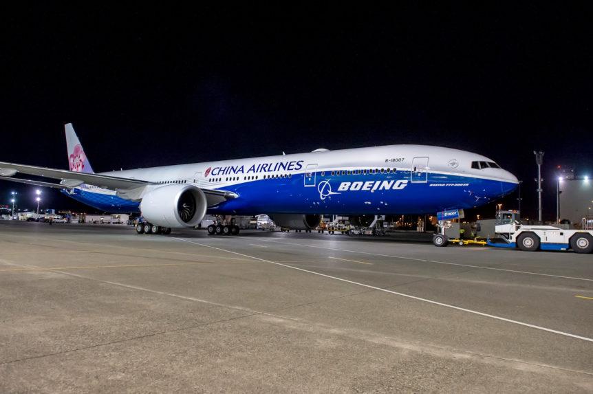 Boeing China Mark Schlarbaum